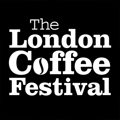graphic for the london coffee festival